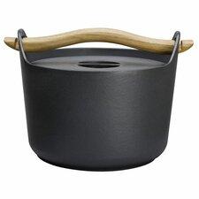 Sarpaneva Steel 3.17-qt.Round Casserole