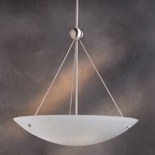 Family Spaces 4-Light Inverted Pendant