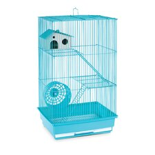 3-Story Small Animal Cage