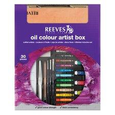 Artist Oil Color Box Set