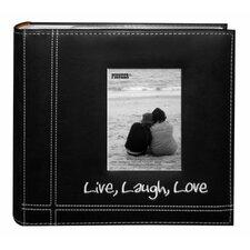 Live, Laugh and Love Photo Album