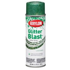 Glitter Blast Spray and Clear Sealer (Set of 6)