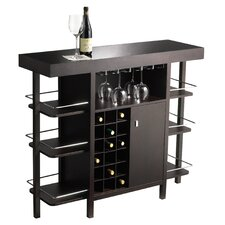 Ikon Philmore Drinks Bar with Wine Storage
