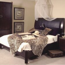 Allegro Upholstered Platform Bed