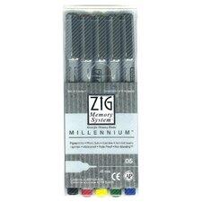 Memory System Millennium Pen (Set of 5)