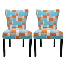 Bella Side Chairs (Set of 2) by Sole Designs