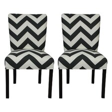 Julia Side Chairs (Set of 2) by Sole Designs