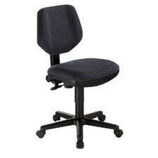 Deluxe Mid-Back Desk Chair