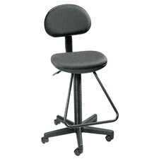 Economy Low-Back Drafting Chair