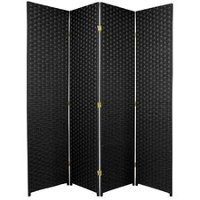 70.75 x 70 4 Panel Room Divider by Oriental Furniture