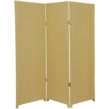 Clements 48 x 39 3 Panel Room Divider by World Menagerie