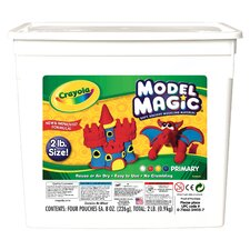 Model Magic Resalable Buckets