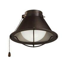 Ceiling Fan Light Kits You'll Love   Wayfair:Seaside 1-Light Globe Ceiling Fan Light Kit,Lighting