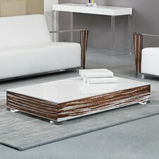 Contempo Acrylic Coffee Table by Shahrooz