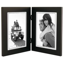 Double Linear Picture Frame