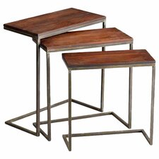 Jules 3 Piece Nesting Tables by Cyan Design