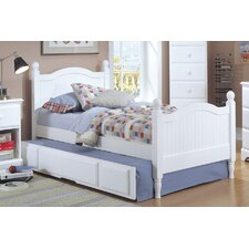 Carolina Cottage Panel Bed by Carolina Furniture Works Inc.