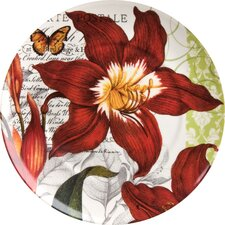 "Accents Traditions 8"" Noel Plate (Set of 4)"