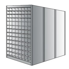 "87"" H 13 Shelf Shelving Unit Starter"