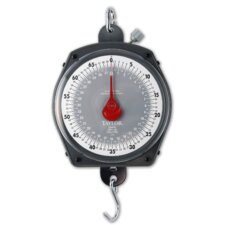 Industrial Hanging Kitchen Scale (Set of 4)