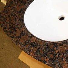 "Madison Granite 31"" Single Bathroom Vanity Top"