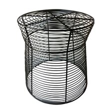 Metal Wire Stool or Side Table