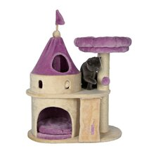 "My Kitty Darling 35"" Castle Cat Condo"