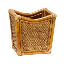 Rattan 1 Gallon Waste Basket