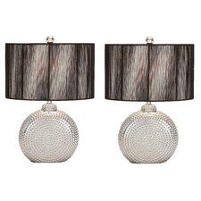 """Arati VIII 22"""" Table Lamp Set (Set of 2)"""