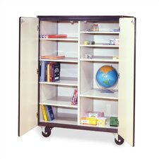 2 Door Storage Cabinet by Virco