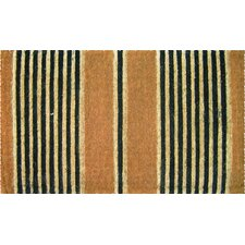 Warfel Ticking Stripes Doormat