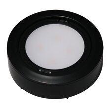 """Puck 3"""" LED Recessed Trim"""