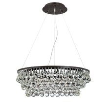 Canto 12-Light Crystal Chandelier