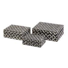 3 Piece Lizzie Bone Box Set