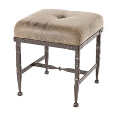 Forest Hill Ottoman by Stone County Ironworks