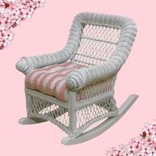 Childs Cotton Rocking Chair by Yesteryear Wicker