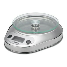 PrecisionChef™ Bowl Kitchen Scale Digital