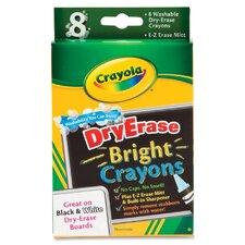 Dry Erase Crayons (Set of 16)