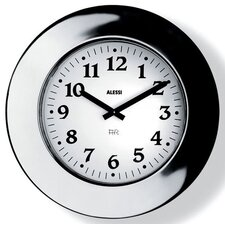 """Aldo Rossi 16"""" Momento Wall Clock"""