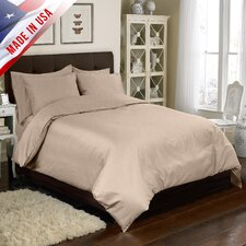 4 Piece Duvet Cover Set