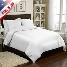 Supreme Sateen Duvet Cover Set