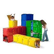 Brik-A-Blok 60 Panel Tunnel Set by Brik-a-Blok Toys