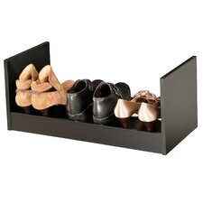 Stackable 1-Tier Shoe Rack