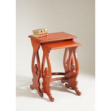 Botello 2 Piece Nesting Tables by Fleur De Lis Living