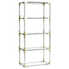 "Jacques 66"" Etagere Bookcase"