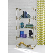 Jacques 66 Etagere Bookcase by Jonathan Adler