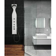 Elise Shower Panel by Aquatica