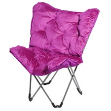 Sparkle Butterfly Side Chair by Three Cheers For Girls!