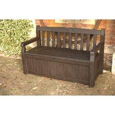 Iceni 2 Seater Resin Storage Bench