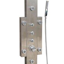 Shower Panel Diverter/Dual Function